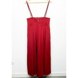 voodoo vixen wide leg high waist overalls